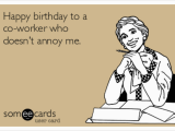 Funny Coworker Birthday Cards Co Worker E Cards Related Keywords Co Worker E Cards