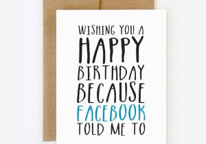 Funny Digital Birthday Cards Card Greeting About Facebook