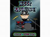 Funny Drummer Birthday Cards Birthday Wishes Drummer