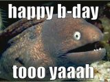 Funny Fishing Birthday Memes Birthday Fish Quickmeme