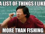 Funny Fishing Birthday Memes Fishing Meme Funny Fishing Pictures