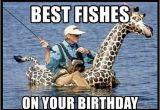 Funny Fishing Birthday Memes Giraffe Birthday Memes Wishesgreeting