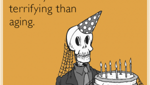 Funny Halloween Birthday Cards Happy Halloween to Everyone Getting An Extremely Early