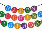 Funny Happy Birthday Banners Sterling James Co Happy Birthday Funny Birthday Banner