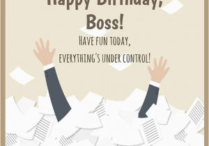 Funny Happy Birthday Quotes for Boss From Sweet to Funny Birthday Wishes for Your Boss
