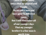 Funny Happy Birthday Quotes for Little Brother Best 40 Happy Birthday Quotes for Younger Brother