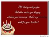 Funny Happy Birthday Quotes for Little Brother the 50 Happy Birthday Brother Wishes Quotes and Messages