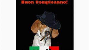 Funny Italian Birthday Cards Funny Italian Birthday Mobster Charley Dog Card Zazzle