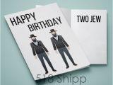 Funny Jewish Birthday Cards Happy Birthday Two Jew Humor Funny Card