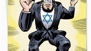 Funny Jewish Birthday Cards Super Jew Funny Birthday Card Collins