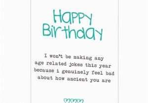 Funny Jokes To Put On A Birthday Card Age Related Joke By Limalima