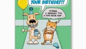 Funny Kid Birthday Cards