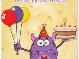 Funny Kid Birthday Cards top 50 Birthday Wishes for son Updated with Images