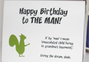 Funny Mens Birthday Cards Printable Free Happy