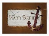 Funny Nautical Birthday Cards Nautical Birthday Cards Zazzle