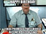 Funny Office Birthday Memes Office Space Birthday Meme Google Search Birthday