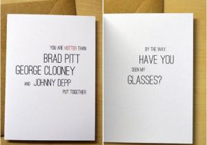 Funny Romantic Birthday Cards Strangely Greeting Barnorama