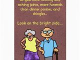 Funny Senior Birthday Cards Funny Cartoon Seniors Discount Old Age Birthday Zazzle
