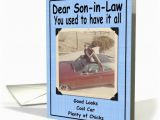 Funny son In Law Birthday Cards Funny Birthday Cards for son In Law