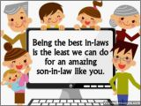 Funny son In Law Birthday Cards Happy Birthday Quotes for son In Law Image Quotes at