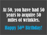 Funny Things to Say In A 50th Birthday Card What to Write On A 50th Birthday Card Wishes Sayings