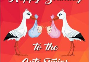 Funny Twin Birthday Cards Wishes For Twins