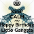 Gangster Happy Birthday Quotes Gangster Happy Birthday Quotes Quotesgram
