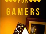 Geek Birthday Gifts for Him 25 Best Ideas About Gamer Gifts On Pinterest Gamer Room