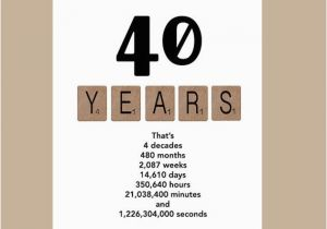 Giant 40th Birthday Card 25 Best Ideas About Cards On Pinterest 40