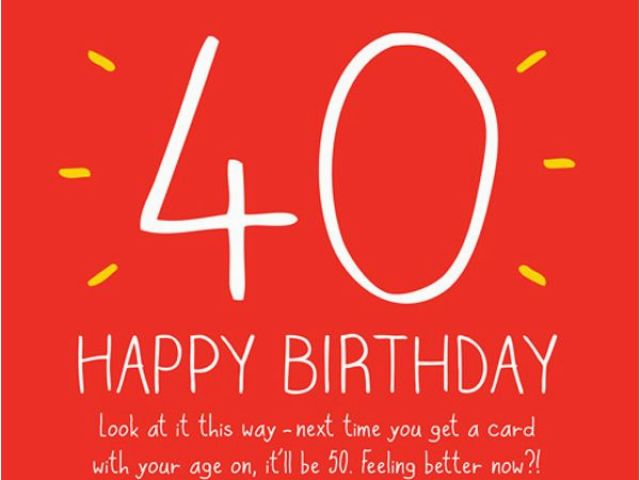 Download By SizeHandphone Tablet Desktop Original Size Back To Giant 40th Birthday Card