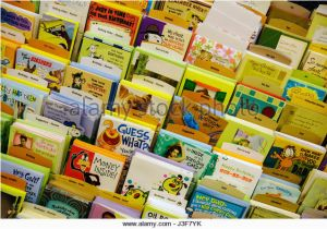 Giant Birthday Cards Walgreens Drugstore Stock Photos