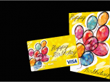 Gift Cards for Birthdays Online Birthday Gift Cards Customize A Visa Gift Card