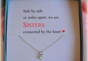 Gift For A Sister On Her Birthday Best 25 Little Gifts Ideas Pinterest Cute
