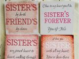 Gift for A Sister On Her Birthday Details About Handmade Plaque Sign Gift Present Sister