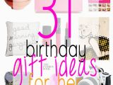 Gift for Girls On Her Birthday 31 Birthday Gift Ideas for Her Citizens Of Beauty