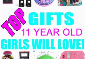 Gift Ideas For 11 Year Old Birthday Girl Top Gifts Girls Will Love