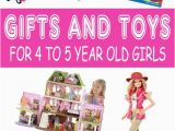 Gift Ideas for 5 Year Old Birthday Girl Best Gifts for 4 Year Old Girls In 2017 Birthdays Gift