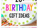 Gift Ideas for A Friend On Her Birthday 25 Fun Birthday Gifts Ideas for Friends Crazy Little