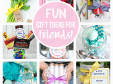 Gift Ideas for A Friend On Her Birthday 25 Gifts Ideas for Friends Fun Squared