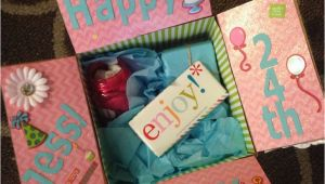Gift Ideas for Friends Birthday Girl Best Friend Birthday Box Decorate the Inside Of the Box