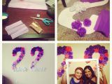 Gifts for 22nd Birthday Girl A Big Ombre 22 Decoration for My Friends 22nd Birthday Out