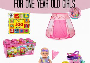 Gifts for A One Year Old Birthday Girl Gift Ideas for One Year Old Girls Tales Of A Messy Mom