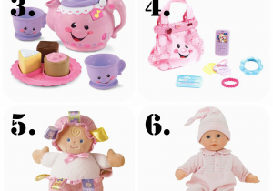 Gifts for A One Year Old Birthday Girl the Ultimate List Of Gift Ideas for A 1 Year Old Girl