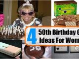 Gifts for Her 50th Birthday Special Four 50th Birthday Gift Ideas for Women Gift Ideas