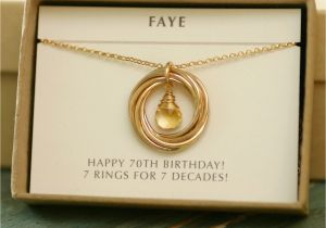 Gifts For Her 70th Birthday Mom On Gift Ftempo