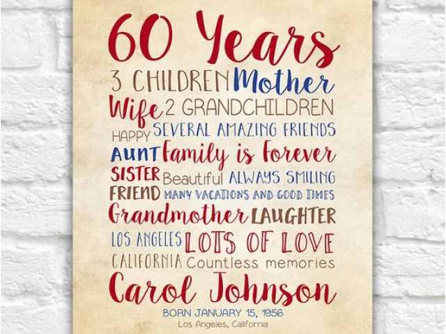 Download By SizeHandphone Tablet Desktop Original Size Back To Gifts For Mom On Her 60th Birthday