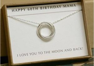 Gifts For Mother On Her Birthday Amazon Com 60th Gift