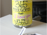 Gifts to Get Mom for Her Birthday Mother 39 S Day Crafts Make A Quot Jar Of Love Quot for Mom