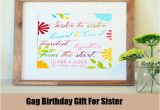 Gifts to Get Your Sister for Her Birthday Best Birthday Gift Ideas for Sister Unique Birthday