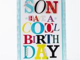 Gigantic Birthday Cards Giant Birthday Card Cool son Only 99p